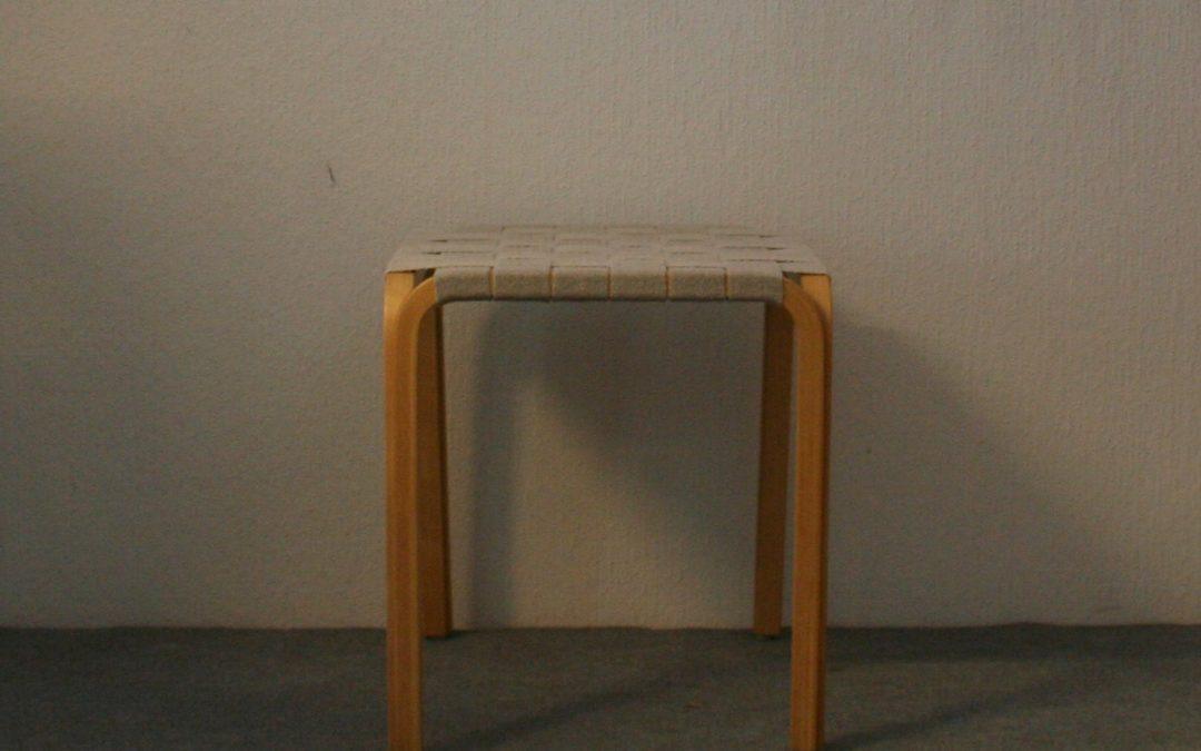 Alvar Aalto Stool Y61