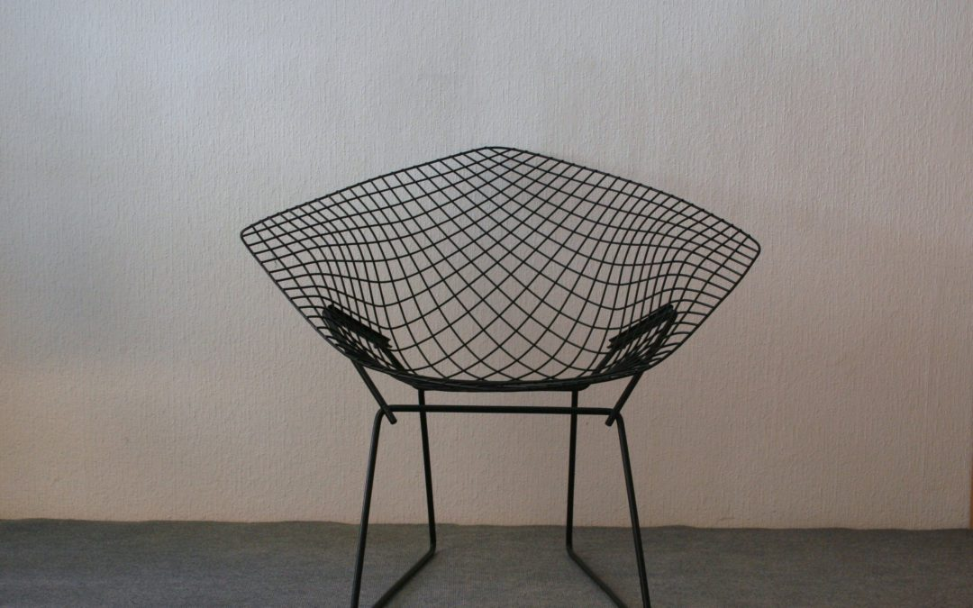 Harry Bertoia Diamond
