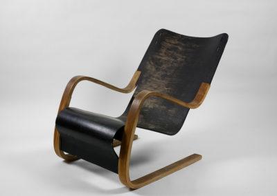 Alvar Aalto Armchair High Back