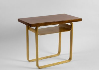 Alvar Aalto Side table 76 teak