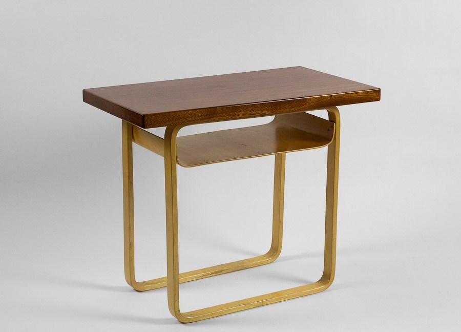 Alvar Aalto Side table 76 teak