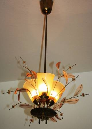 Paavo Tynell Chandelier 9029/3