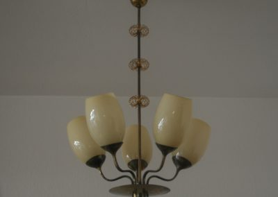Paavo Tynell Chandelier 9029/5