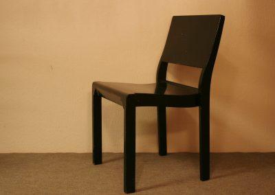 Alvar Aalto chair 611