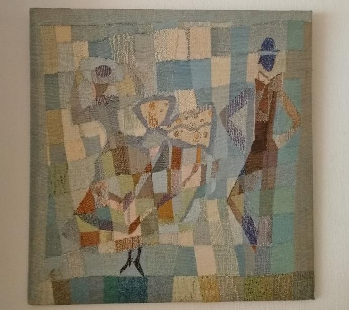 Eva Anttila Tapestry