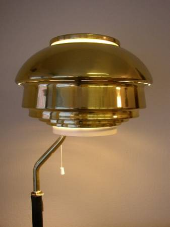 Alvar Aalto floor lamp A808
